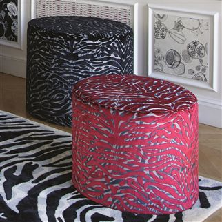 soft pantigre - papaye fabric | Christian Lacroix