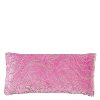 Aurelia Fuchsia Throw Pillow