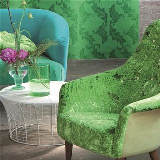 merelli - chalk fabric | Designers Guild