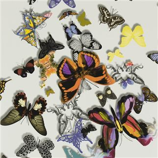 butterfly parade - multicolore