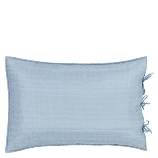Chenevard Sky & Chalk Square Pillowcase