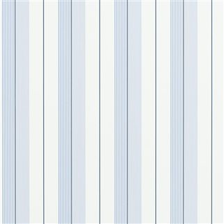 aiden stripe - blue / navy / white