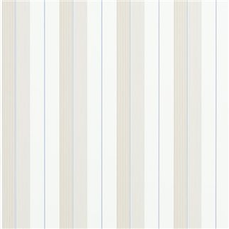 aiden stripe - natural / blue