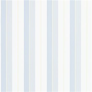 aiden stripe - blue / yellow