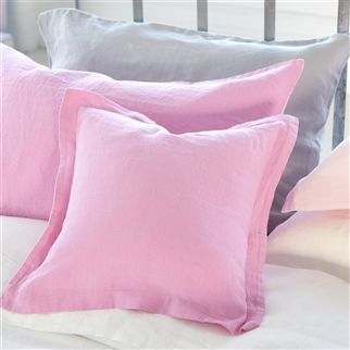 Biella Camelia Pillowcases