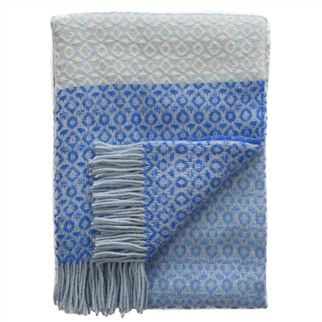 Bardini Cobalt Throw