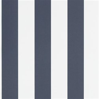Spalding Stripe - Navy / White Cutting