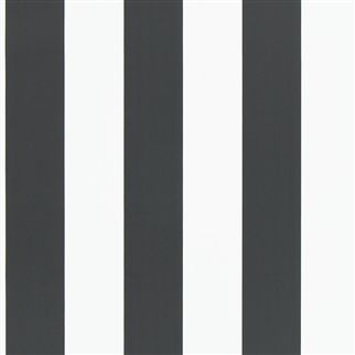 spalding stripe - black / white