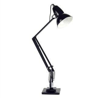 Black Anglepoise Original 1227 Desk Lamp