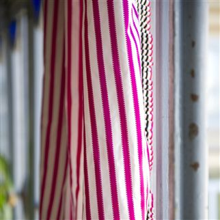 franchini - fuchsia fabric | Designers Guild