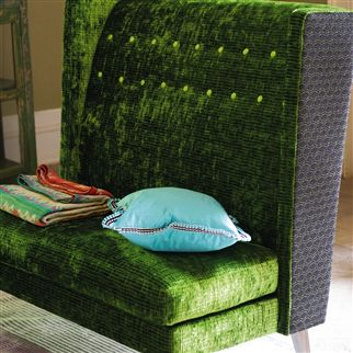 giuliano - zinc fabric | Designers Guild
