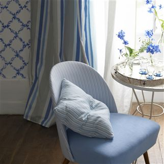 cord - turquoise fabric | Designers Guild Essentials