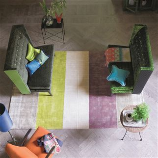 castellani - ink fabric | Designers Guild
