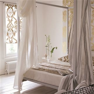 charente - chalk fabric | Designers Guild