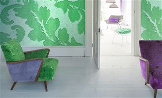 Designers Guild meets Bisazza