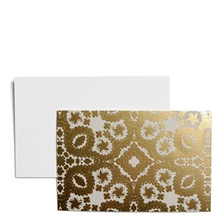 Oro Y Plata Notecards Set of 12