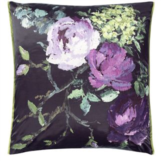 Millais Amethyst Cushion