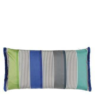 Bellariva Cobalt Throw Pillow