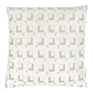 Pugin Chalk Throw Pillow