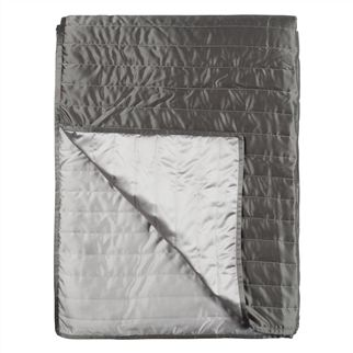 Tiber Slate & Zinc Quilts & Pillowcases