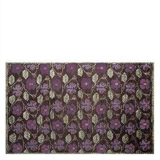 James Tapestry Amethyst Rug