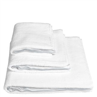Astor Pale Grey Towels