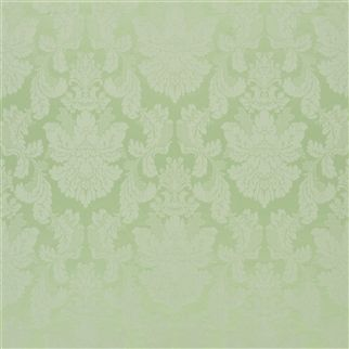 tuileries damask - leaf