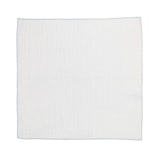 Chenevard Sky & Chalk Quilts & Pillowcases | Designers Guild : plain white quilt - Adamdwight.com