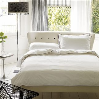 Astor Nutmeg Bedding | Designers Guild