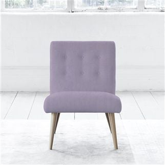 Eva Chair - Beech Leg - Brera Lino Heather