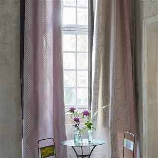 marquisette - pale rose Fabric