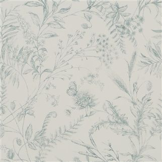 Fern Toile - Drawing Room