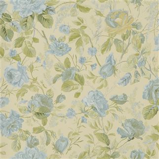 Marston Gate Floral - Blue