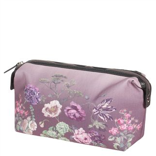 Alexandria Amethyst Large Washbag