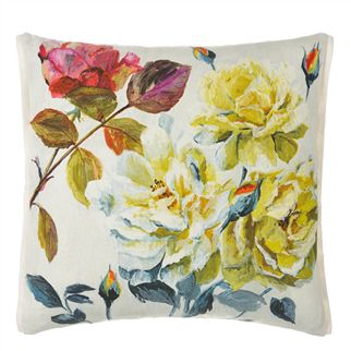 couture rose fuchsia cushion