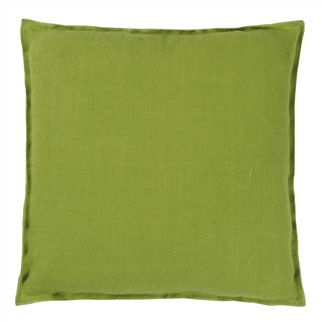 brera lino leaf cushion