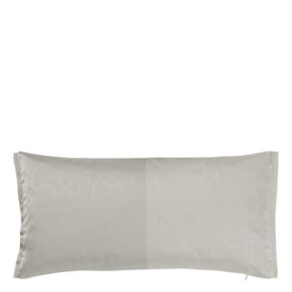 Marquisette Natural Cushion - Reverse