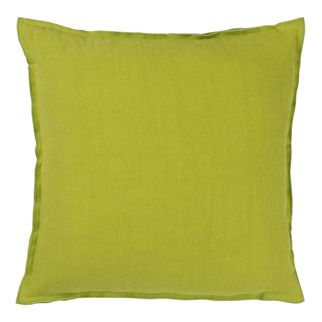 Brera Lino Leaf Cushion - Reverse