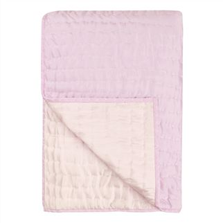 Chenevard Peony & Soft Pink Quilt & Pillowcases