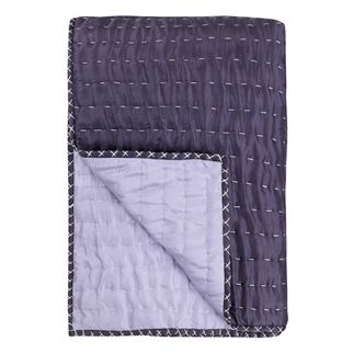 Chenevard Plum & Amethyst Quilts & Pillowcases