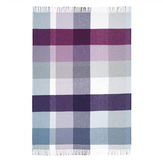 Glennan Heather Throw