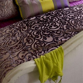 ROCHESTER QUEEN DUVET HEATHER - 224X244CM