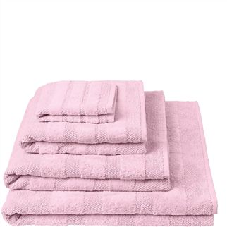 Coniston Pale Rose Towels