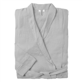 Orcia Marl Grey Bath Robe
