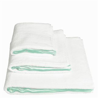 Astor Mint Towels