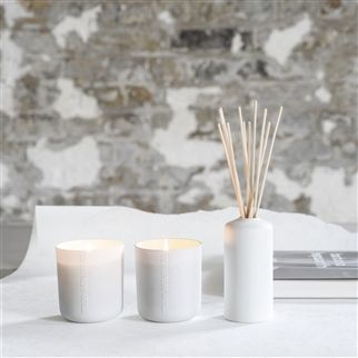 Alexandria Lilac And Lavender Candle | Designers Guild