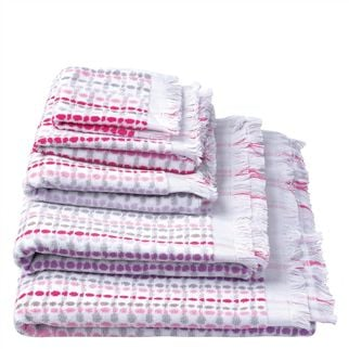 Ashbee Peony Towels