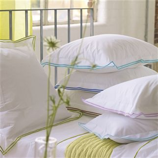 Astor Delft Bedding | Designers Guild