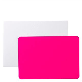 Pink Cards With Envelopes Pack of 5