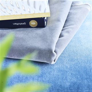 Arona Sky Fabric | Designers Guild Essentials